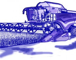 Система оперативного мониторинга и учета сельскохозяйственных работ VG Farming